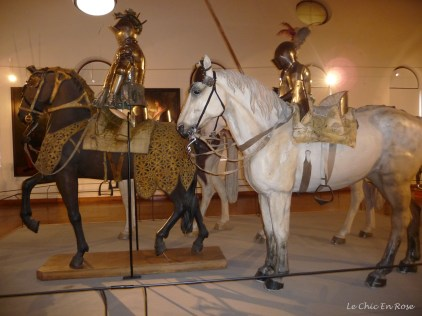 Ferdinand II certainly built up a fine collection of weaponry