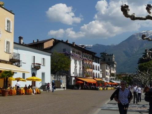 Lakeside Promenade Ascona