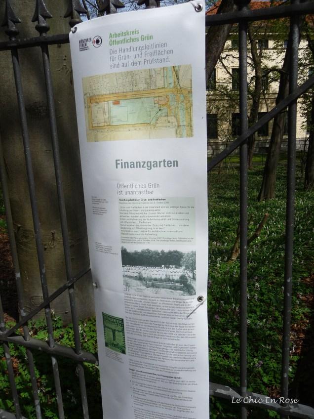 Finanzgarten Munich
