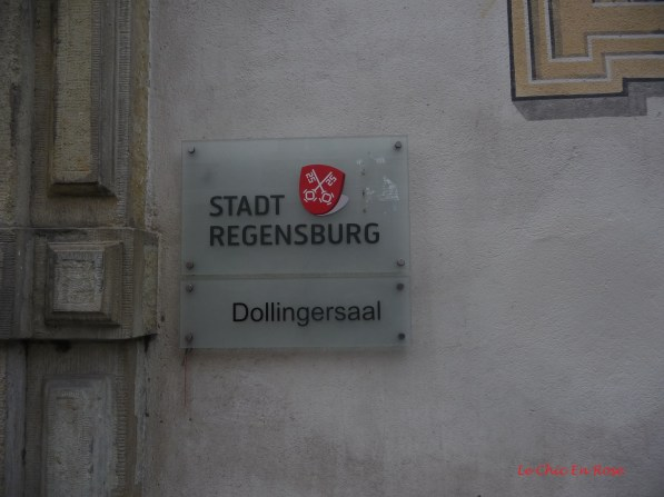 Stadt Regensburg Arms