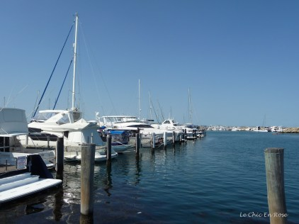 Boats At Hillarys Boat Harbour