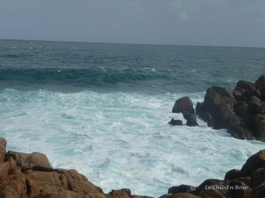 Indian Ocean at Canal Rocks