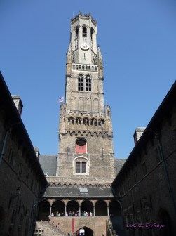 The Belfry Tower Bruges