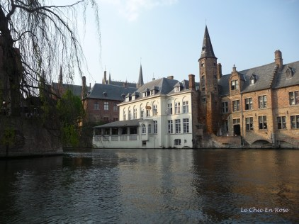 Canal Cruise Bruges