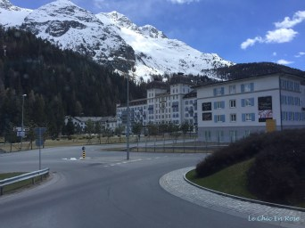 Kempinski Grand Hotel des Bains Near St Moritz Bad