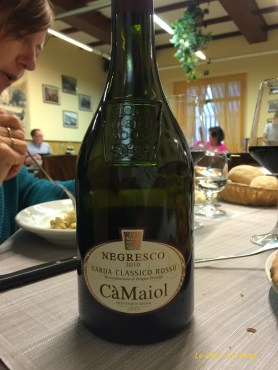 Negresco Wine From The Valtellina