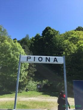 Piona Landing Stage