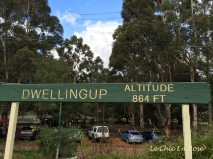 Dwellingup - The Town Is On The Darling Escarpment