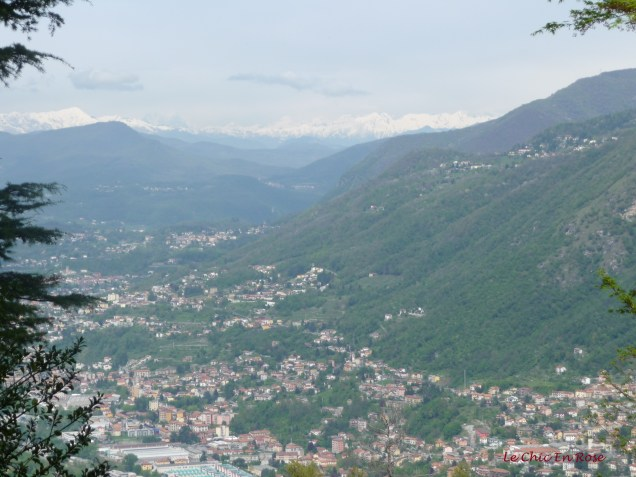 Como As Viewed From Brunate