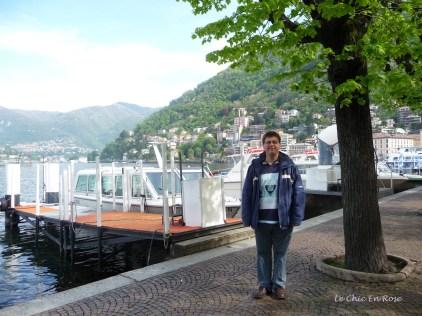 Lakeside Promenade In Como