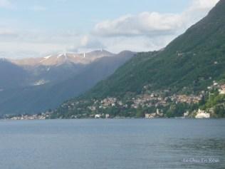 Lake Como viewed from Como City Quay