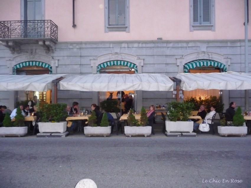 Lakeside Restaurant Como