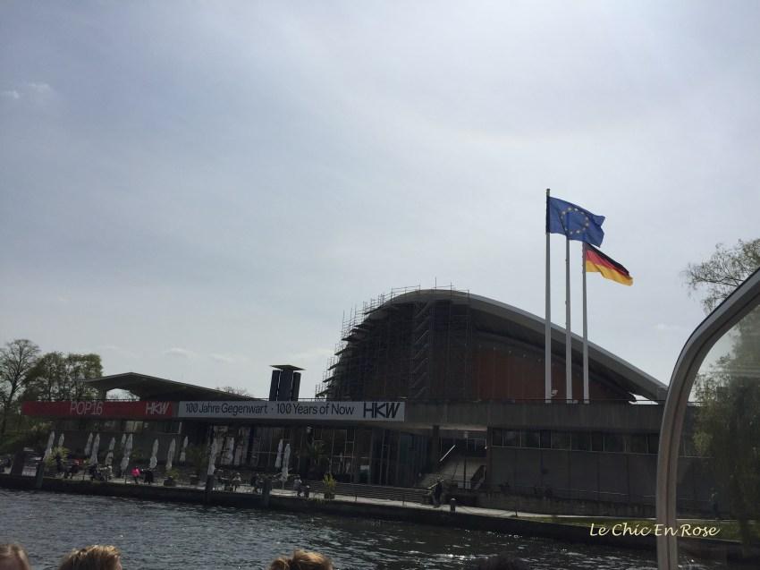 Haus der Kulturen den Welt (House Of The World's Cultures) Berlin