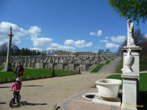 Sanssouci Terraces