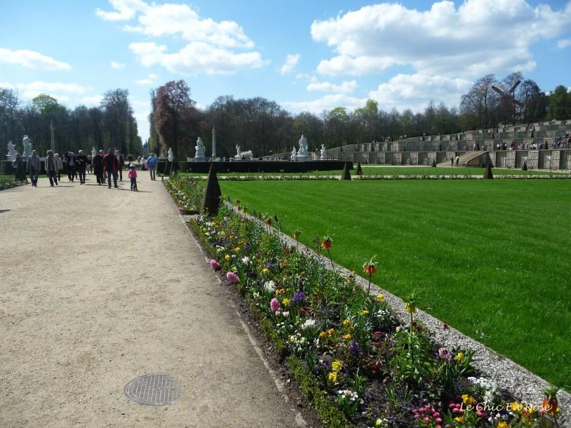 Sanssouci Park - Neues Palais In Distance