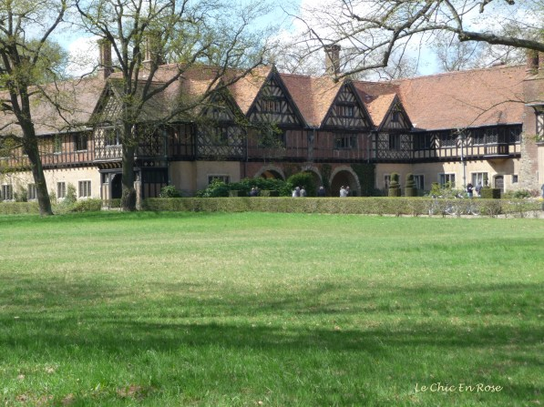 Cecilienhof Potsdam - View From The Neuer Garten