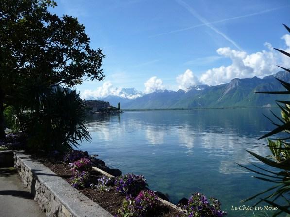 Lakeside walk