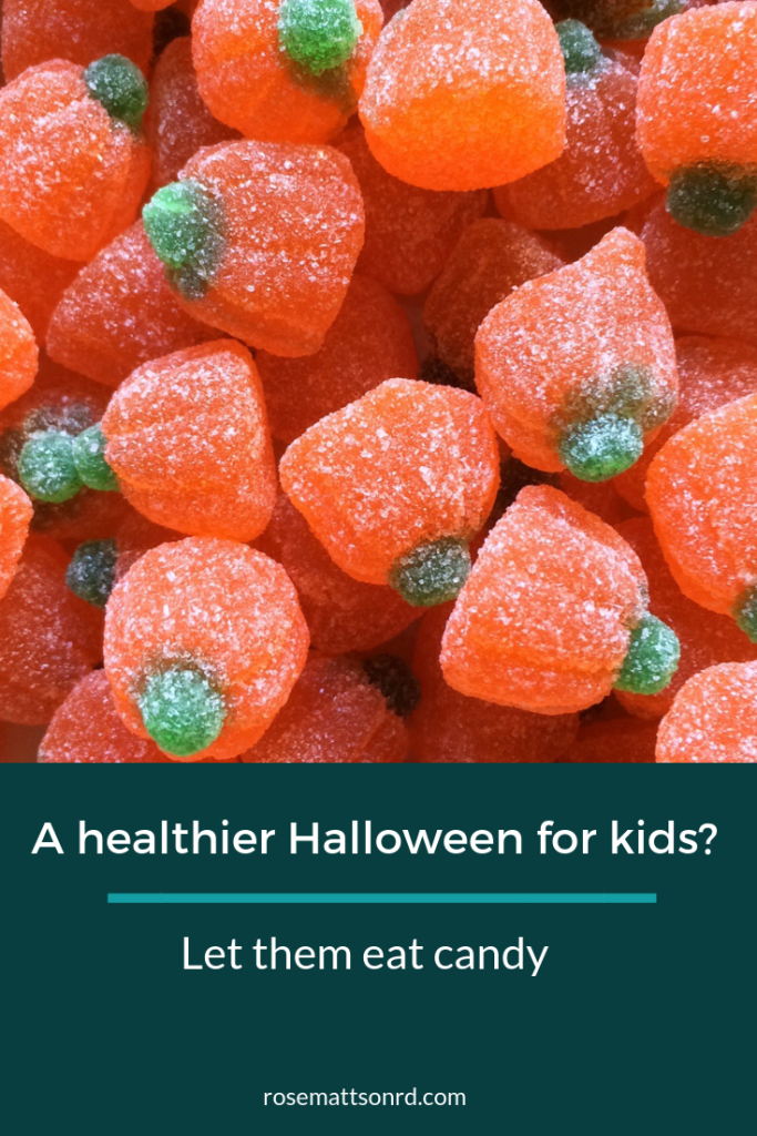 A healthier Halloween for kids_ Let them eat candy