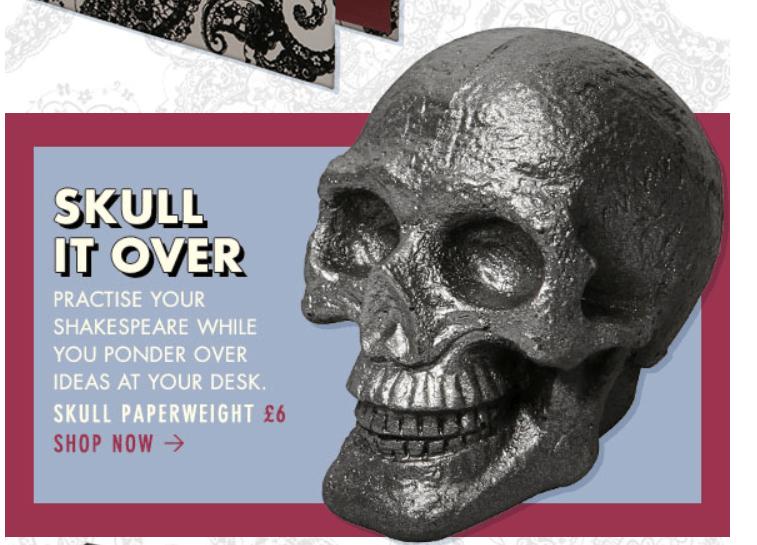 Skull it over
