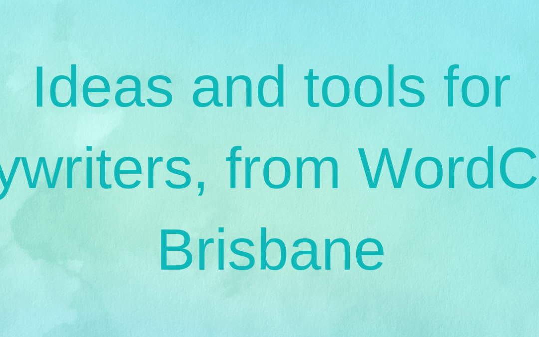 Ideas and tools for copywriters, from WordCamp Brisbane 2018
