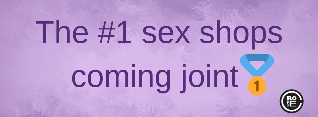The number one sex shops coming joint first