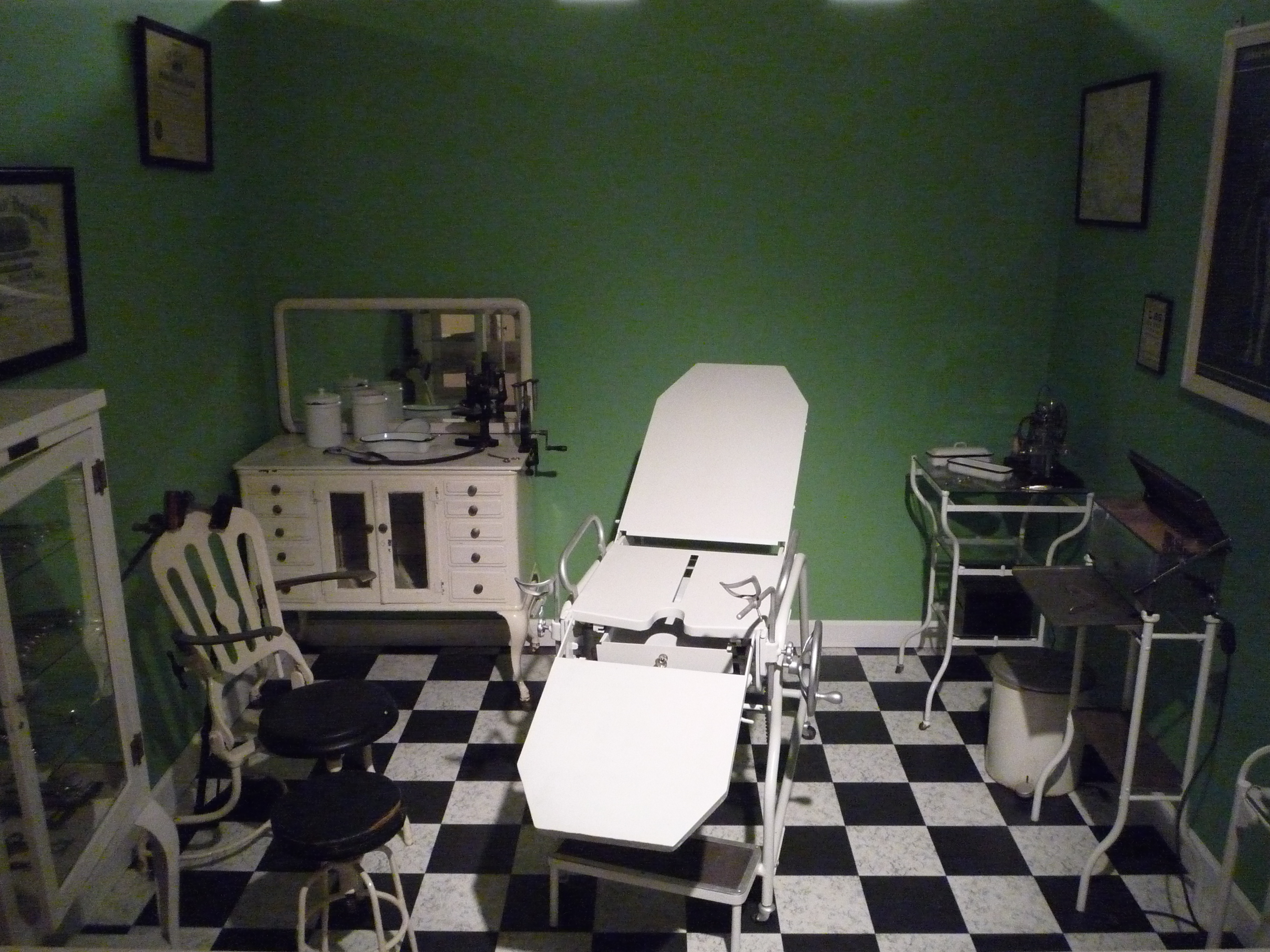 1930 Doctor's Office