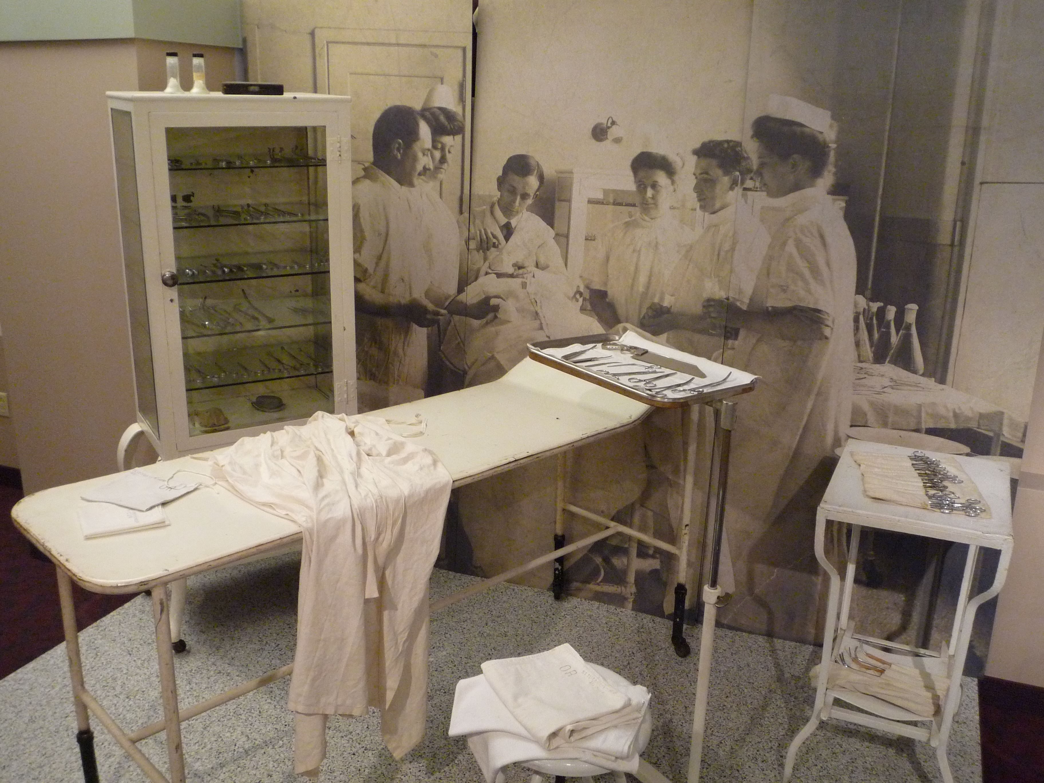1925 Operating Room