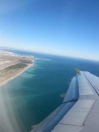 Leaving Barcelona