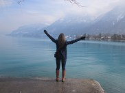 In love with Switzerland