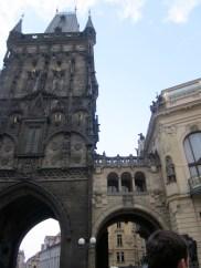 Prague Powder Gate