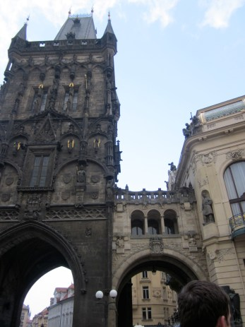 Prague Powder Gate
