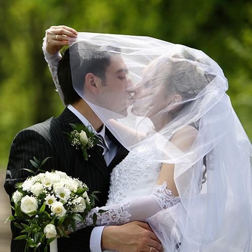 Bryllup på Rosenholm Slot