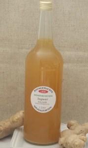 1 Liter Ingwer-Balsam-Essig