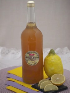 1 Liter Zitronen-Balsam-Essig