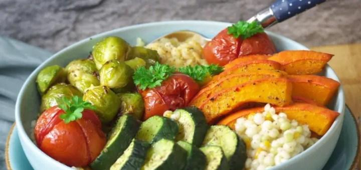 Gemüsebowl