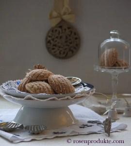 Bärentatzen rezepte weihnachtlich dekoriert