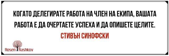 Коуч Росен Рашков с нова статия за ролята на коучинг като инструмент на съвременните мениджъри.