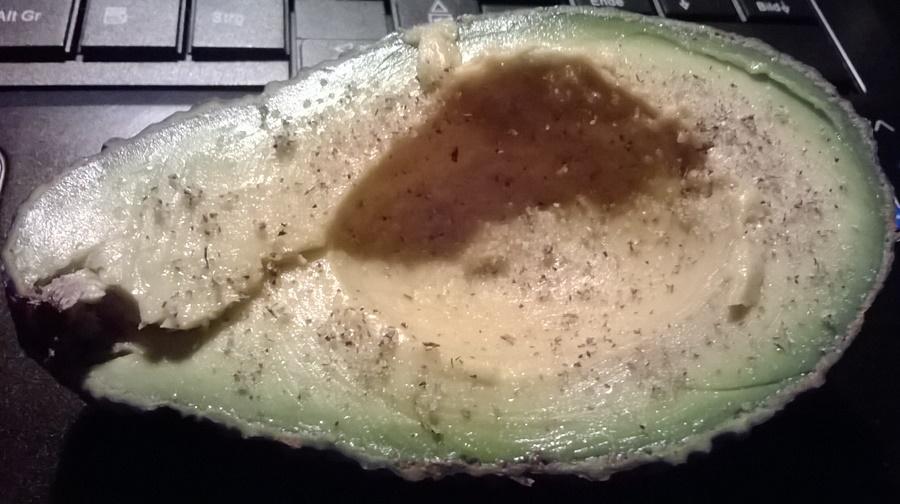 Avocado-Face