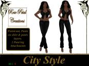 [RPC] Women ~ City Style ~ Black