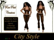 [RPC] Women ~ City Style ~ Brown
