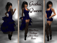 [RPC] Gothic Queen ~ Blue