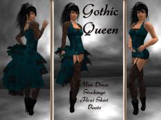 [RPC] Gothic Queen ~ Cyan