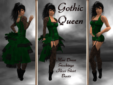 [RPC] Gothic Queen ~ Green