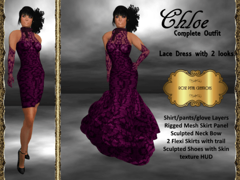 [RPC] Chloe in Plum