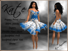 [RPC] Kate ~ Blue