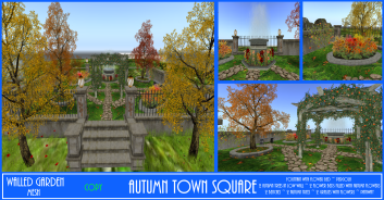 [RPC] Autumn Town Square