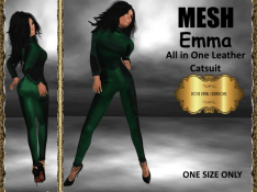 rpc-mesh-emma-catsuit-green