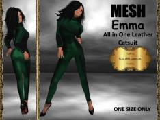 rpc-mesh-emma-catsuit-green
