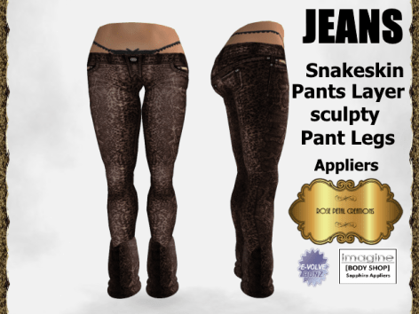 rpc-snakeskin-jeans-brown