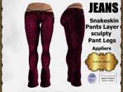 rpc-snakeskin-jeans-fushia